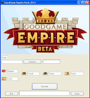 Goodgame Empire Cheats and Hack v.2.31