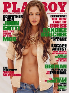 Candice Boucher Playboy Pics, Candice Boucher Playboy Photos