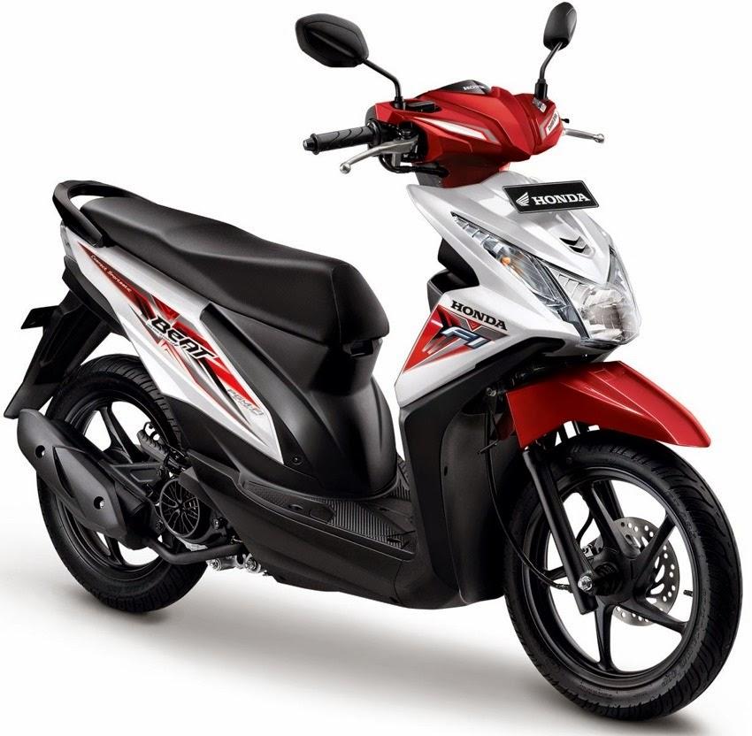 Persaingan Sengit 5 Motor Matic Terbaru 2015 Honda Beat eSP