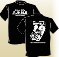2014 Bull City Rumble Shirt