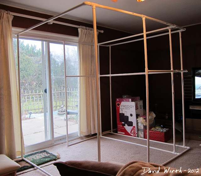wedding photo booth, pvc, build, plans, make, diy, easy