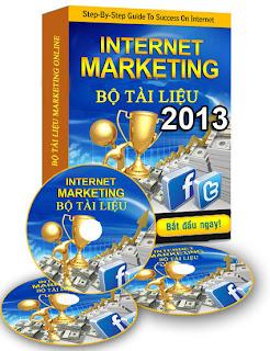 Bộ tài liệu marketing online 2013