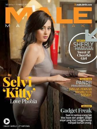 Majalah MALE Mata Lelaki 071 Selvi Kitty - Unspoken Love
