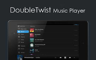 Aplikasi-Musik-Android-DoubleTwist Music Player