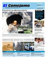 Periodico El Comejamo de Olanchito