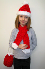 Raven's First Loom Knitting Projects