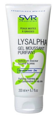 gel moussant lysalpha