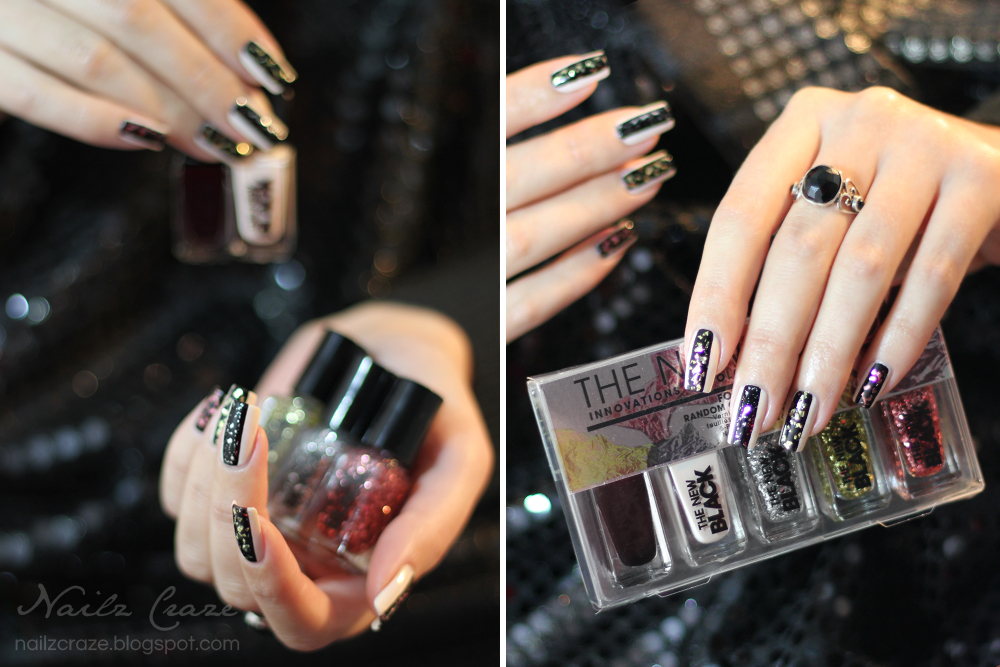 The New Black - Foiled Again - Nailz Craze