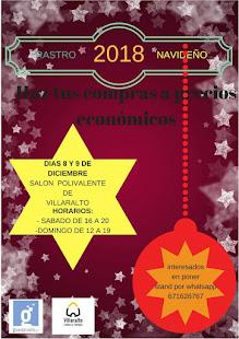 Rastro Navideño 2018.