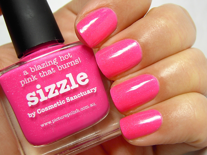 Picture Polish - Sizzle