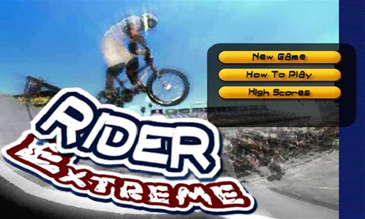 Crazy BMX Rider android racing games