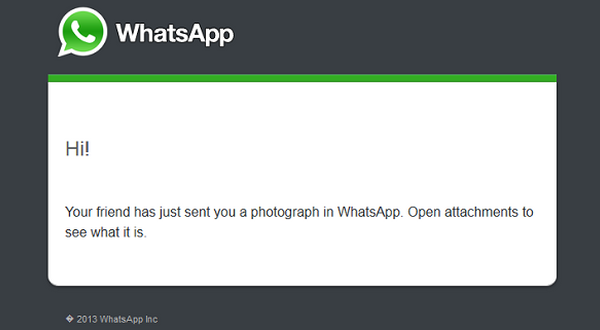 Malware Bahaya Mulai Menyebar Lewat via WhatsApp