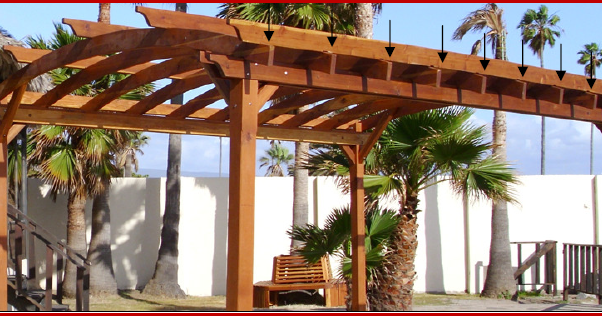 - Pergoladiy: Curved Roof Pergola Design