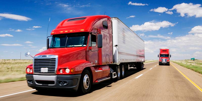 Xe container là dòng xe tải hạng nặng nhất hiện nay