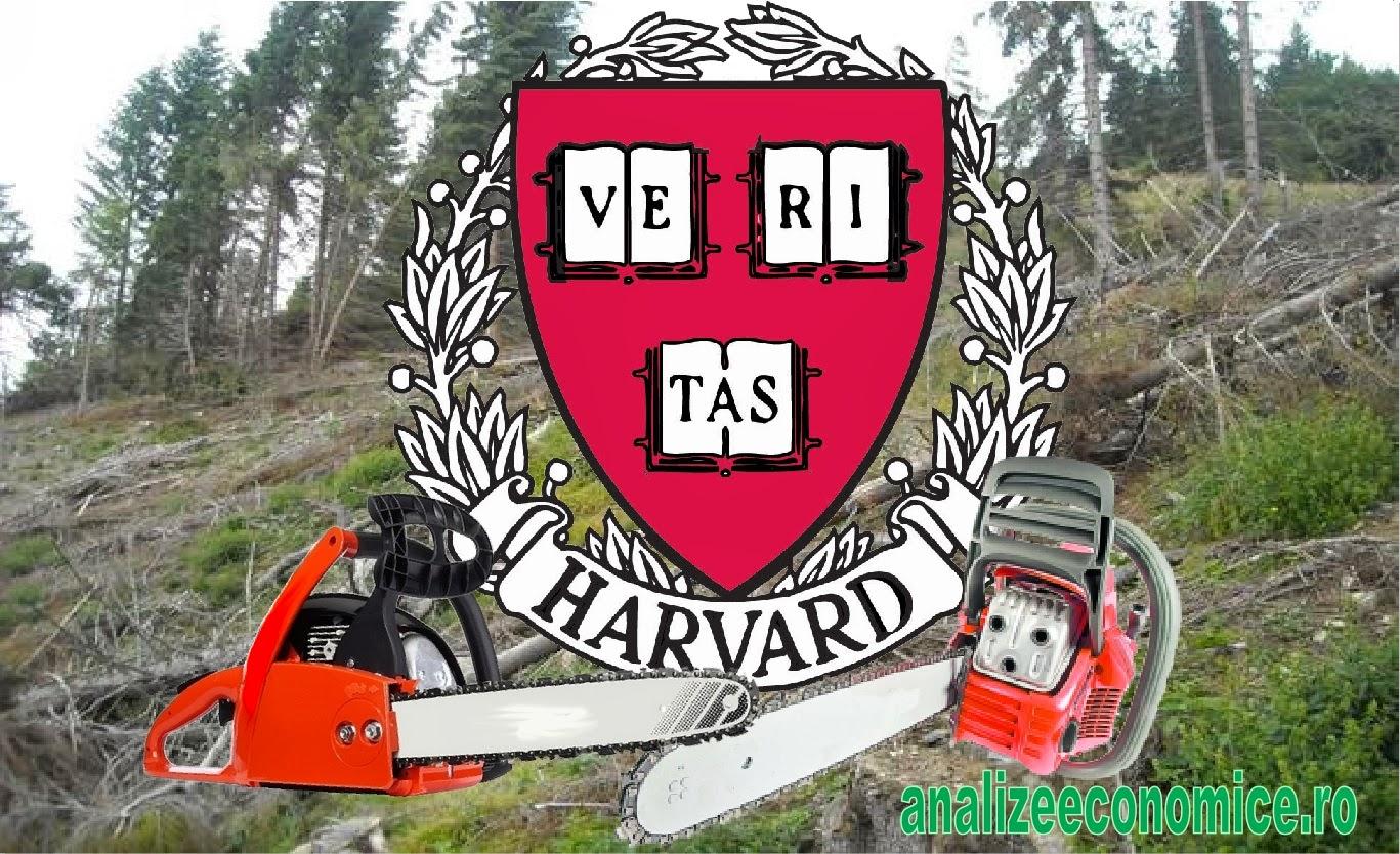 Harvard în ancheta DNA
