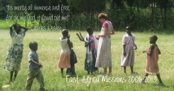 East Africa Missions 2006-2013