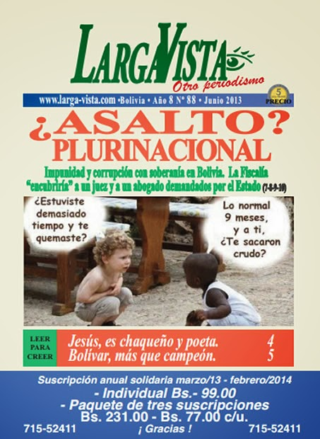 LARGA VISTA Nº 88