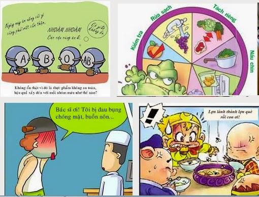 Xử lý khi ngộ độc thức ăn | Bệnh truyền nhiễm cấp tính