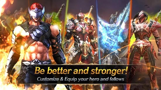 Iron Knights v1.0.5 APK DATA