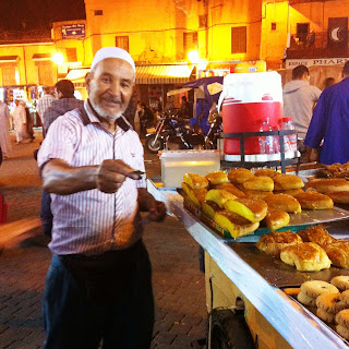 Moroccan sweet breads