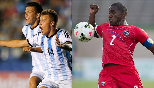 Argentina vs Panama en vivo