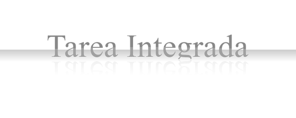 tarea integrada