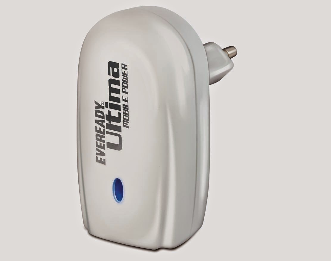 Amazon: Buy Eveready UC 05 Ultima Mobile Power Portable USB Charger Rs.99
