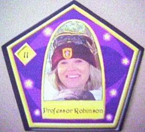 Professor Robinson's Page