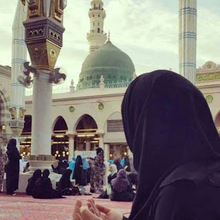 Masjid-e-Nabvi Peace Be Upon Him