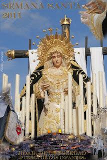 Puebla de los Infantes - Semana Santa 2011