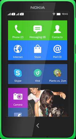 Spesifikasi Hp Nokia X Android