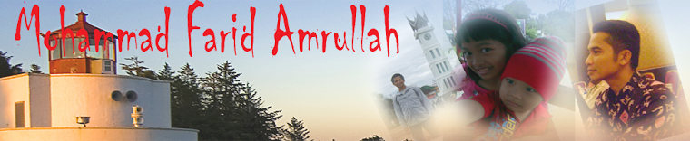 MOHAMAD FARID AMRULLAH S.Pd