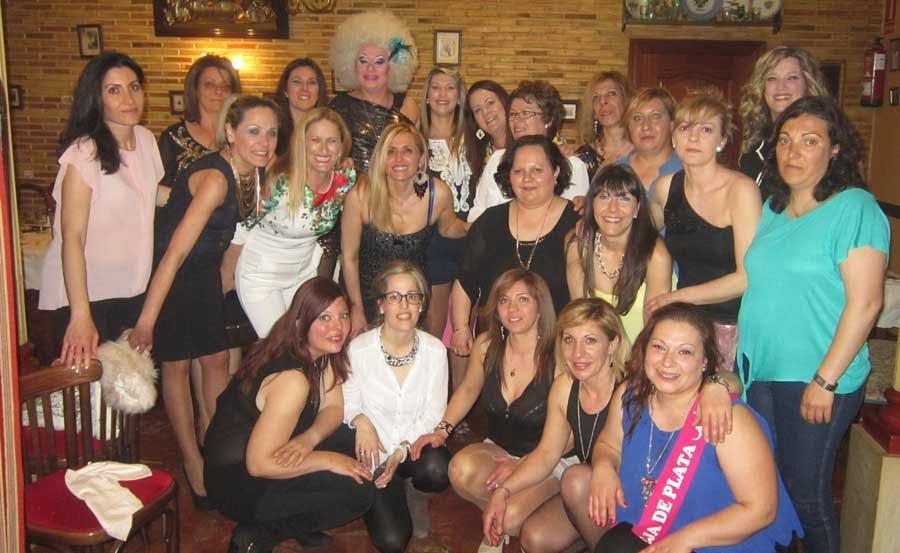 Show drag queen Gabrielle en Toledo