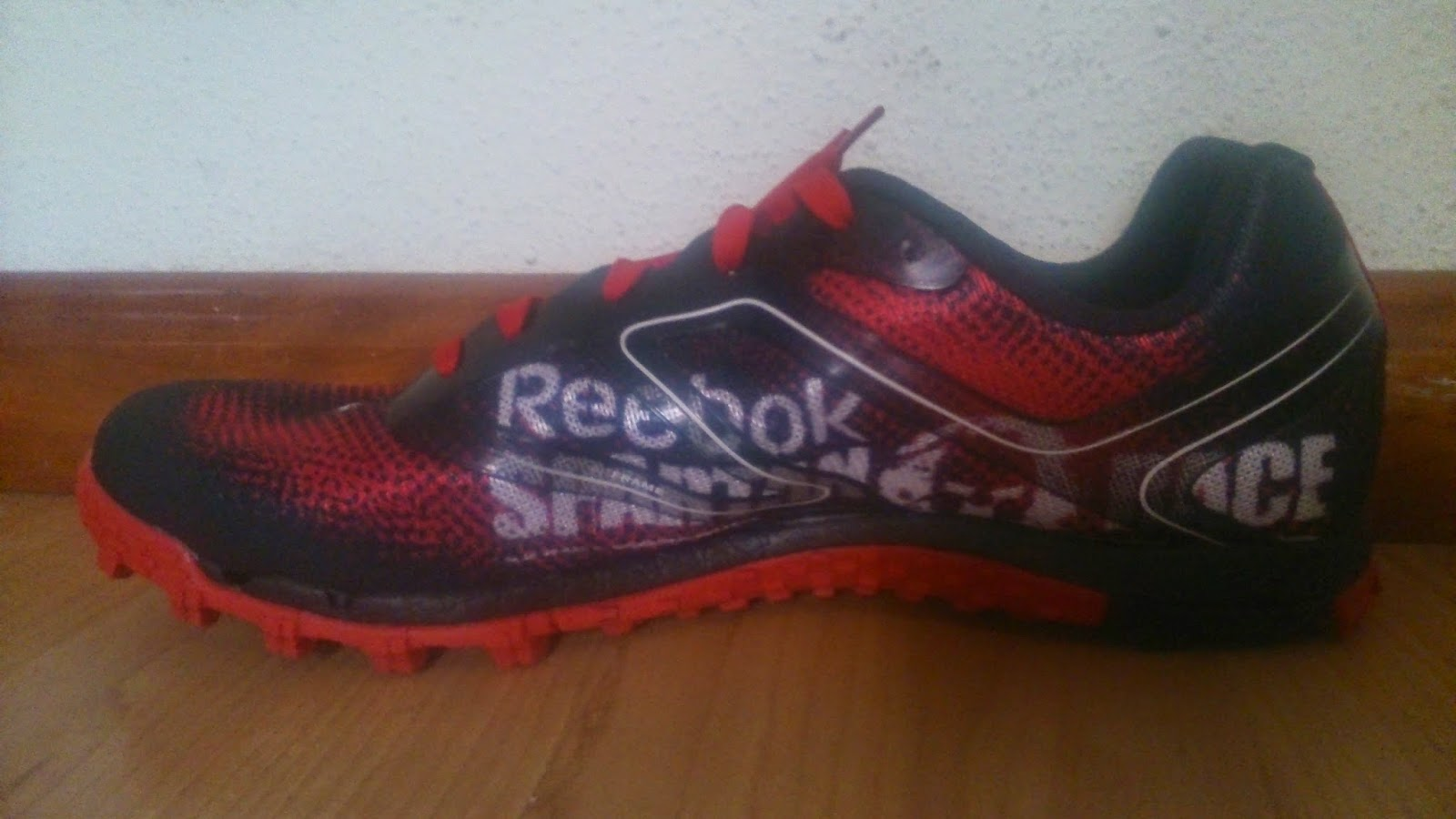 reebok all terrain super spartan opinion