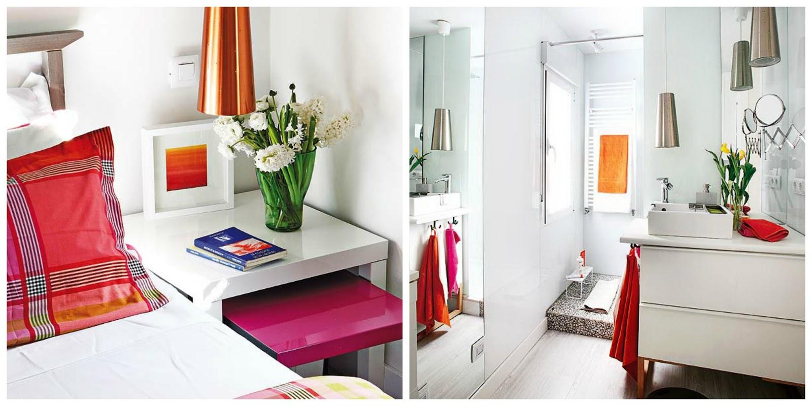 Mini apartamento de 32m perfeito mariana ara jo - Mini apartamentos ...