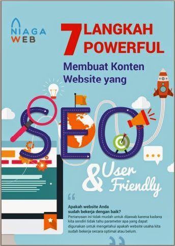 7 LANGKAH POWERFULL MEMBUAT KONTEN WEBSITE SEO & USER FRIENDLY
