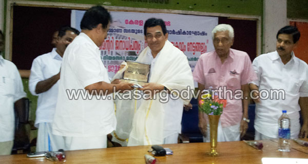 MLA, Honoured, N.A.Nellikunnu, Exhibition, Kasaragod, Kerala, Kerala News, International News.