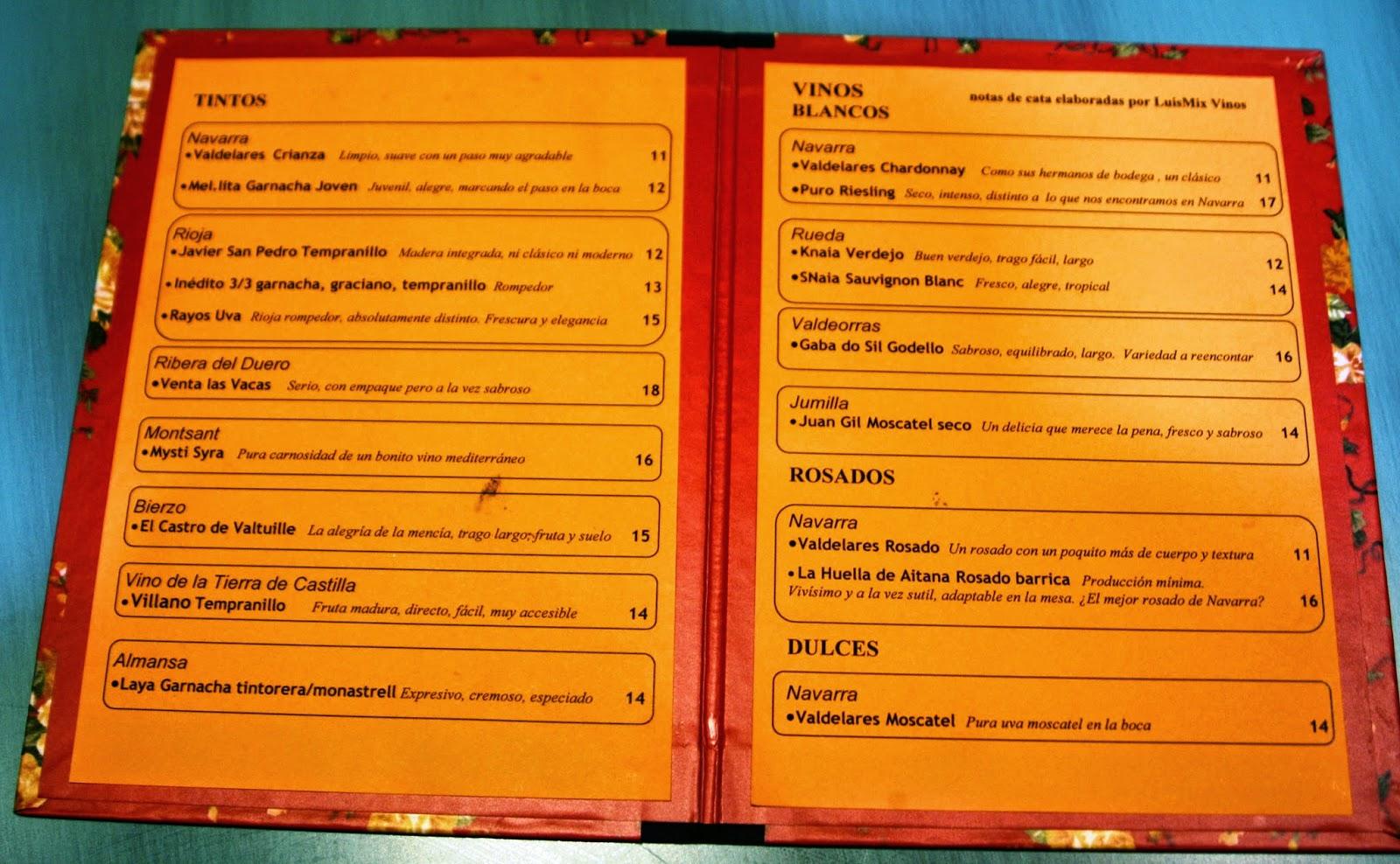 miel otxin taberna pamplona alocados en la cocina