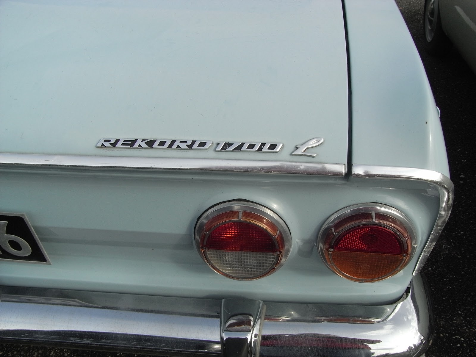 Epoq Auto Opel Rekord