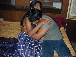 Tamil girl boob kissing
