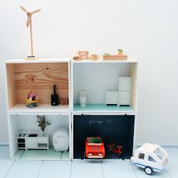 DIY #La maison en bois