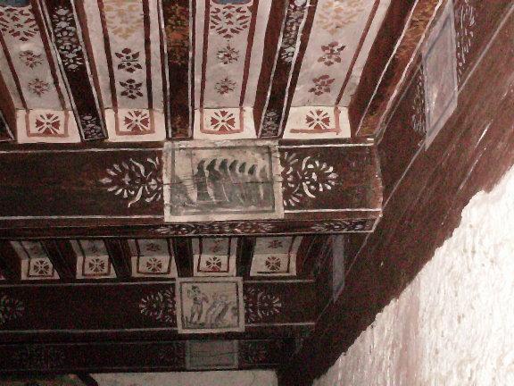 House bazar le plafond la fran aise for Plafond a la francaise