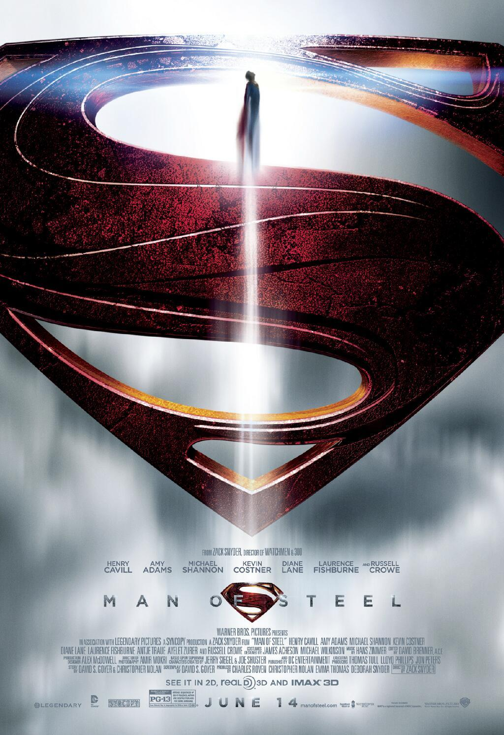 Man Of Steel Quotes Man Of Steel Movie Quotes  Yes We Already Have A List Of Favorites
