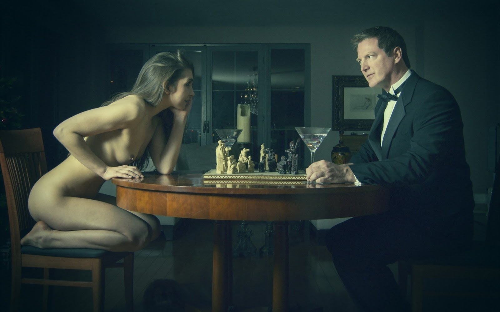 Мужчина и женшина которые делают секс