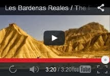 Les Bardenas Reales / The Bardenas Reales