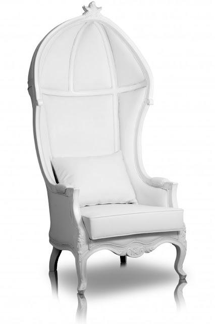 The modern sophisticate modern baroque furniture by modani for Modern baroque furniture
