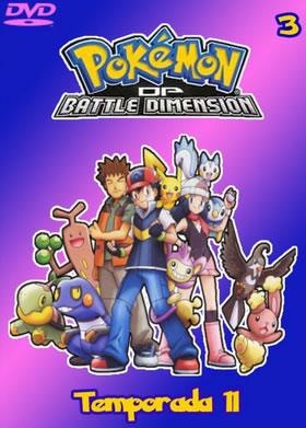 Pokemon: Diamante y Perla: Dimensión de Batalla