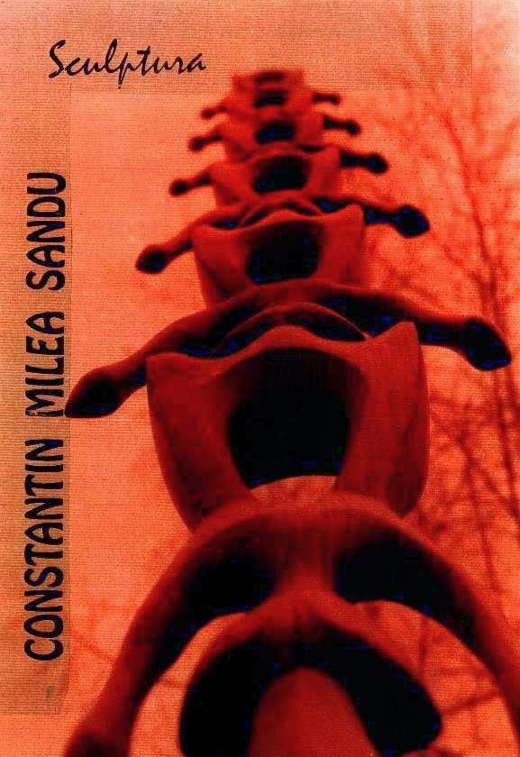 Coloana prizonierelor neantului divin (stejar bâtrân) 1991