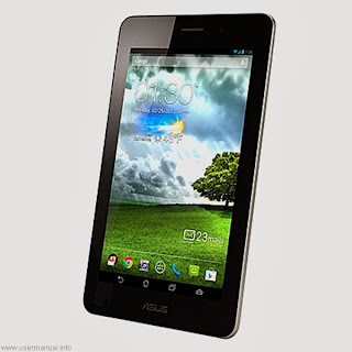 Asus Fonepad 7 user guide manual