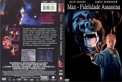 Max Fidelidade Assassina DVD Capa